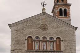 chiesa di Doberdò del Lago; SottoMonfalcone