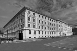 Albergo Operai; villaggio operaio di Panzano; Monfalcone; Museo della Cantieristica; MuCa