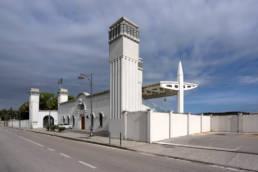 villaggio operaio di Panzano; Monfalcone; campo sportivo