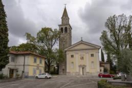 Chiesa di San Lorenzo; Ronchi dei Legionari; SottoMonfalcone