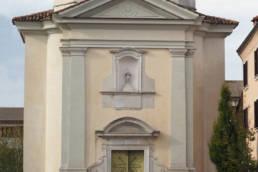 Chiesa della Santissima Trinità; Ronchi dei Legionari; SottoMonfalcone