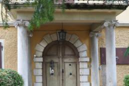 villa Canussio Meterc; Soleschiano; SottoMonfalcone