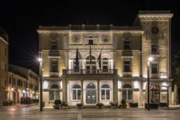 Municipio di Monfalcone; SottoMonfalcone