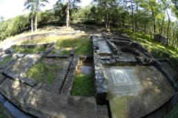 mansio Fonte Timavi; mansio al fons Timavi, Villa romana del Randaccio; San Giovanni di Duino